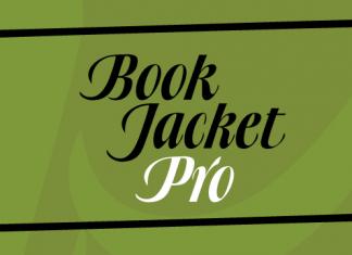 Book Jacket Pro Font