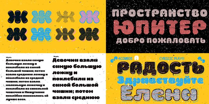 La Mona Pro Font Family