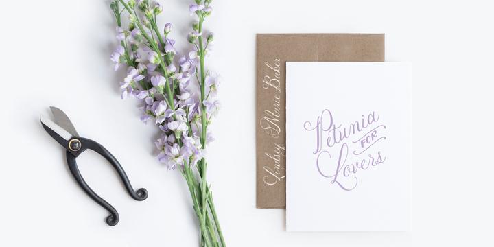 Petunia Font Family