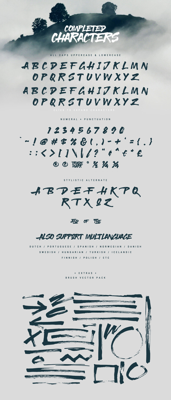 Readow Font