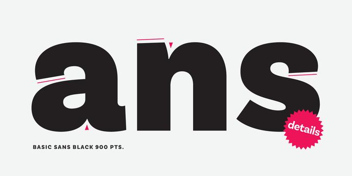 Basic Sans Narrow Font Family