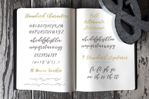 Hawthorne Script
