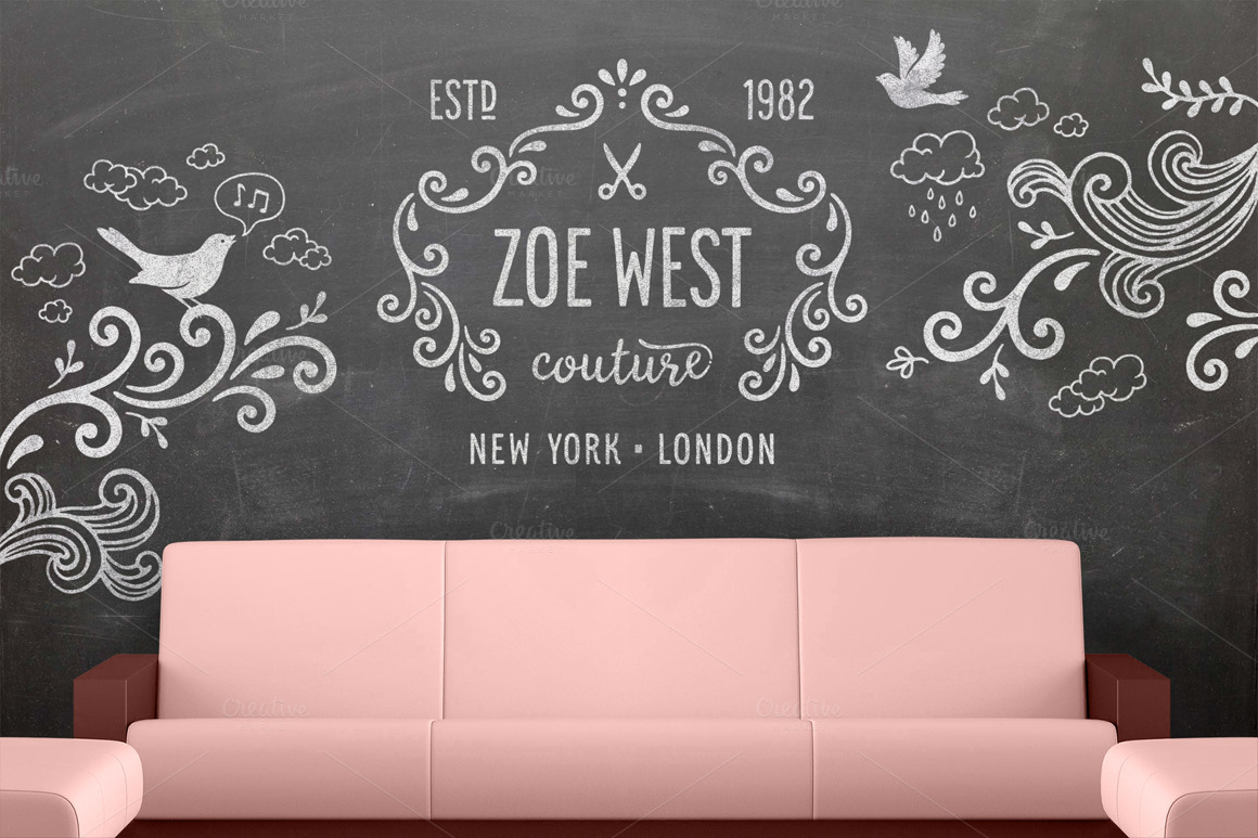 Jack and Zoe Font Collection