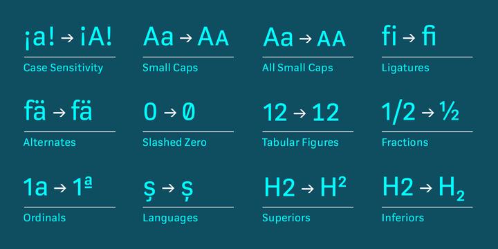 Kakadu Font Family