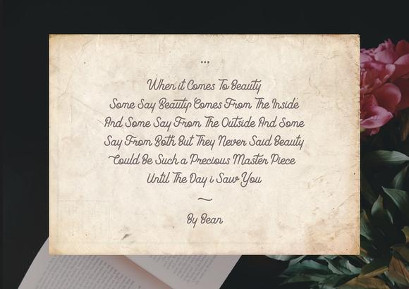 Laticka Brush Script