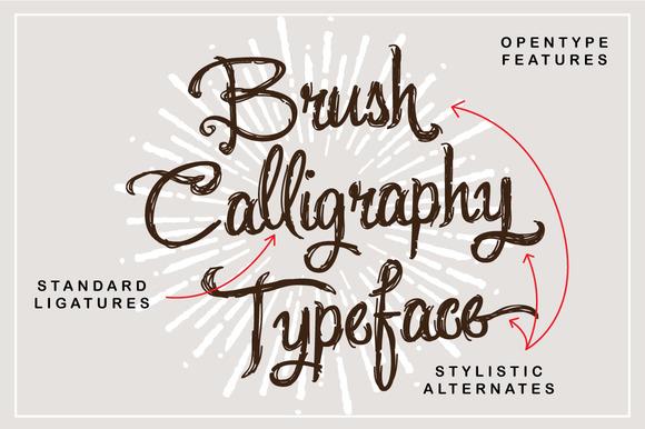 Magicstone Typeface