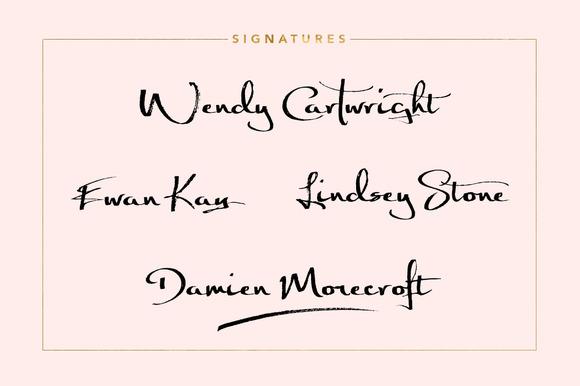 Significant font