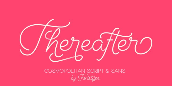 Cosmopolitan Font Family