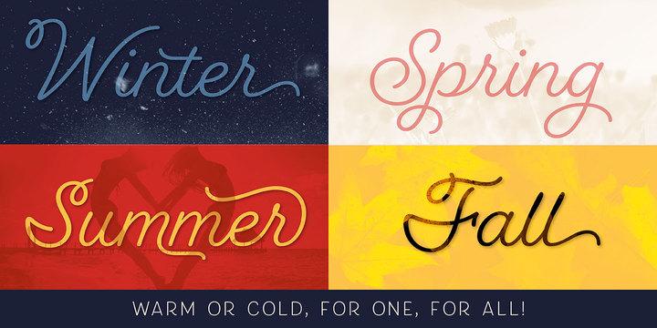 Fairwater Font Family