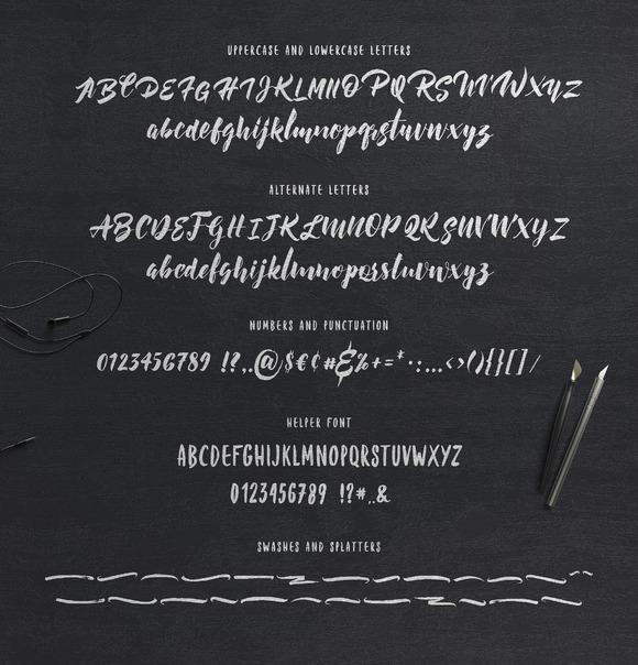 Jumper Script Fonts