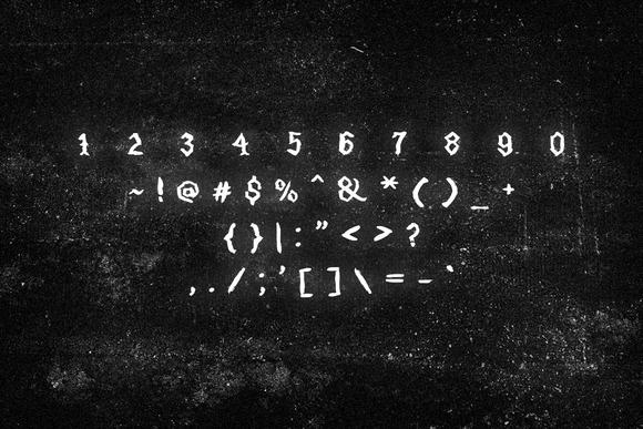 Parakota Display Font