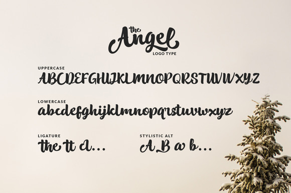 The Angel (Logotype)