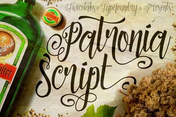 5 Sick Script Font