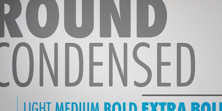 Futura Round Font Family - iFonts xyz
