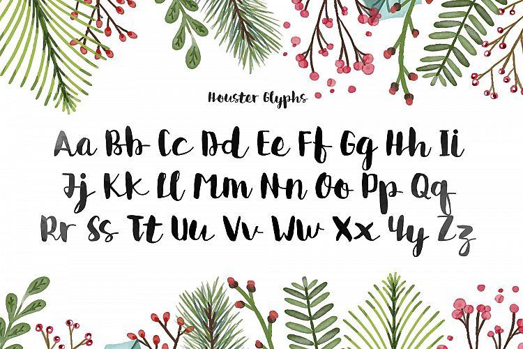 Houster Script Font Family