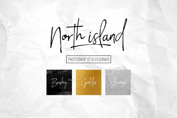 North Island Font Duo