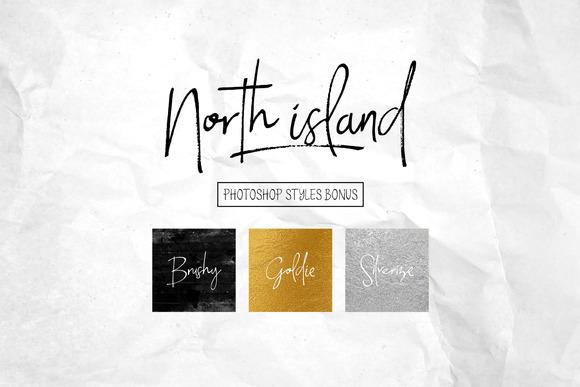 North Island Font Duo