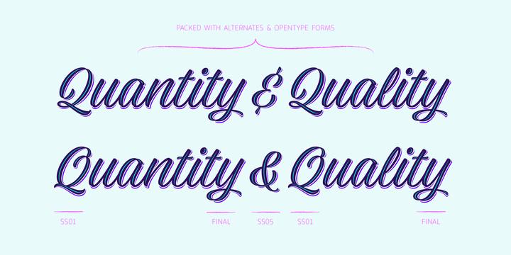 Adinah Font Family