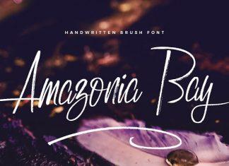 Amazonia Bay Font