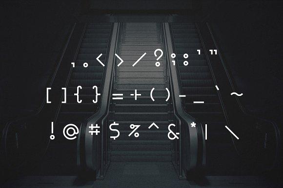 Architect Sans Serif Font