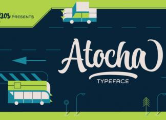 Atocha Font Family
