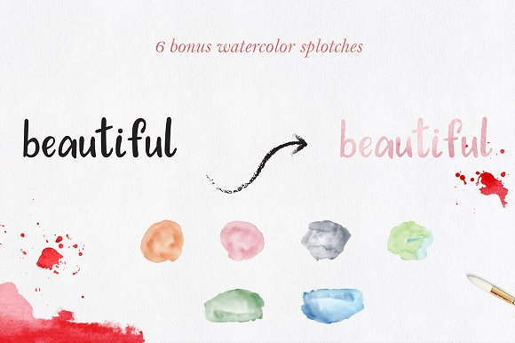 Barberry Font + Extras