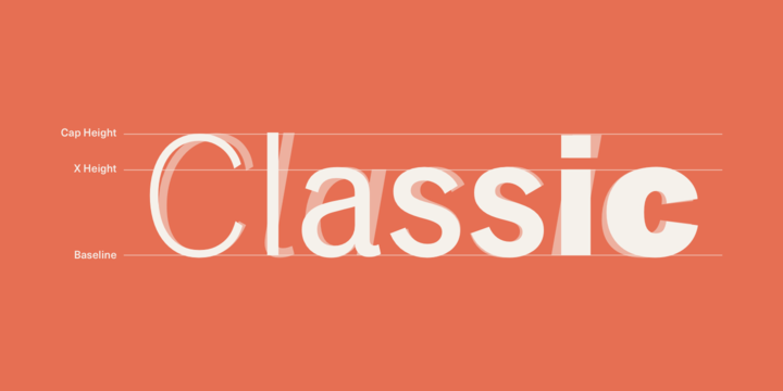 Classic Grotesque Font Family