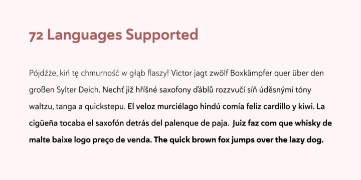 Haboro Soft Font Family