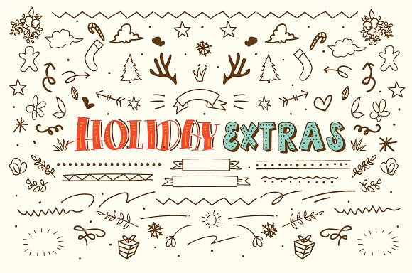 Happy Holiday With Extras