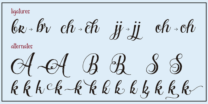 Lyllo Font