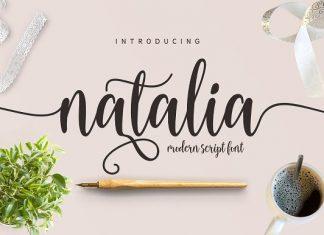 Natalia Script Font