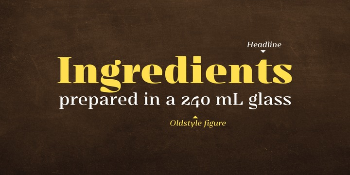 Ounce Font Family
