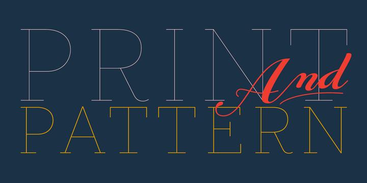 Pret-a-porter Font Family