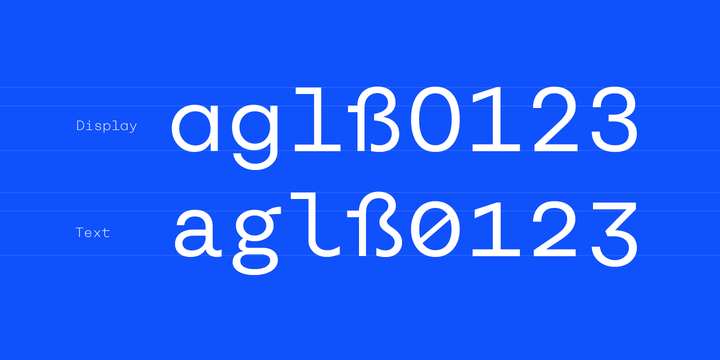 Rational TW Font Family