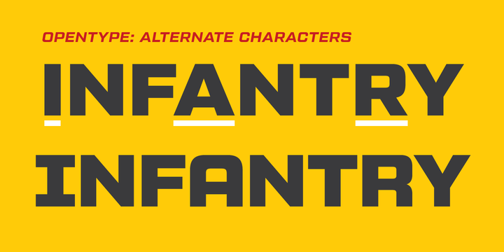 Tactic Sans Font Family