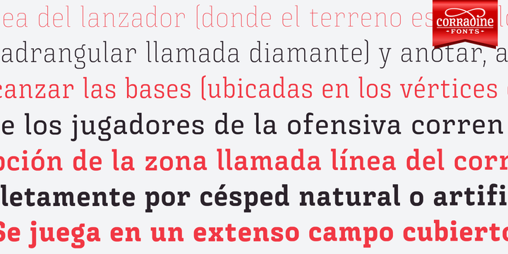 Triunfo Font Family