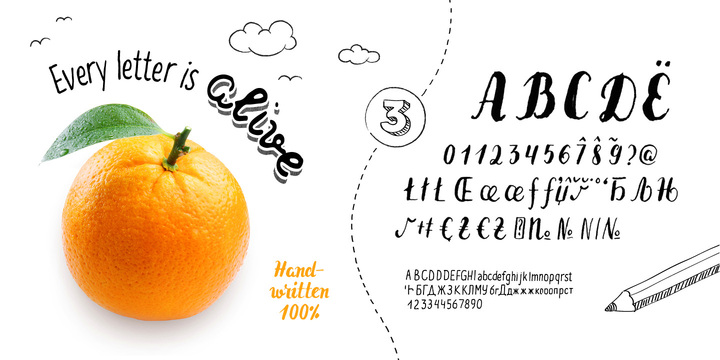 TT Compotes Font Family