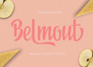 Belmout Typeface