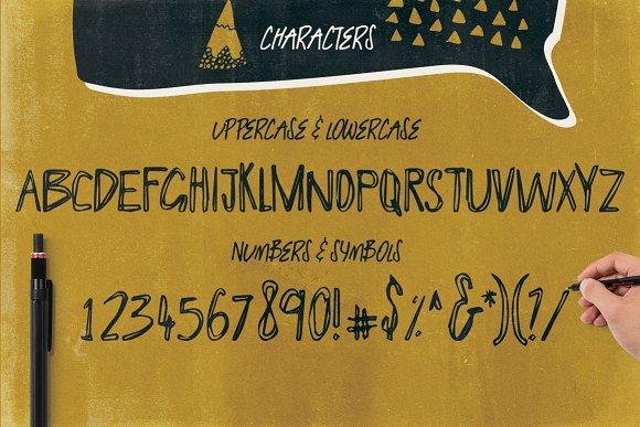 Multiculture Font Typeface