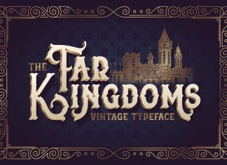 The Far Kingdoms font