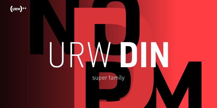 ff din pro condensed black free download