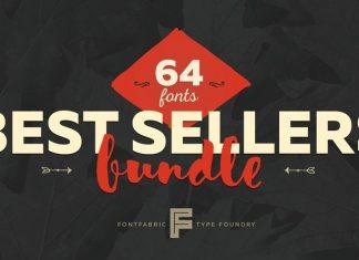 Fontfabric's Bestsellers