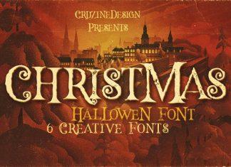 Hallowen Typeface