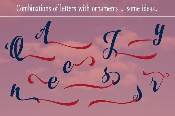 Junius Script Font