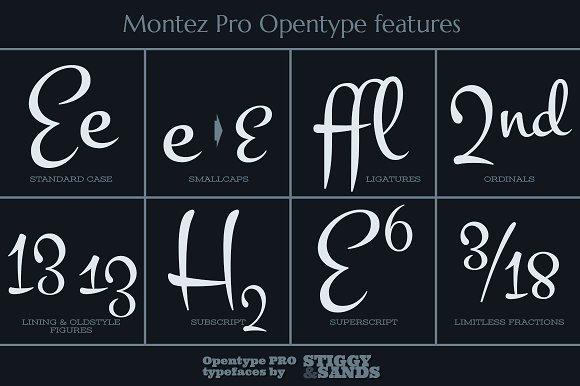 Montez Pro
