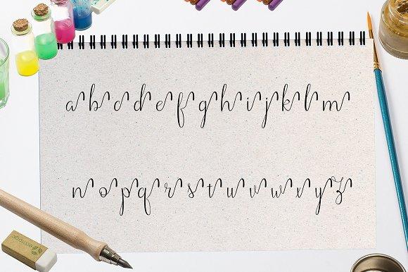 Simbad Script font