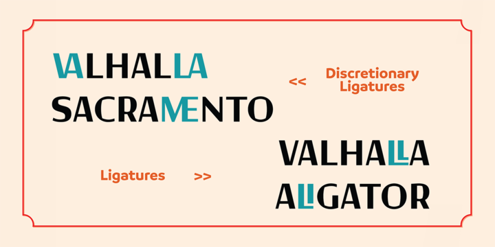 Tarquin AT Font Family