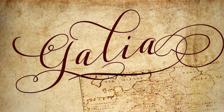 Galia Font