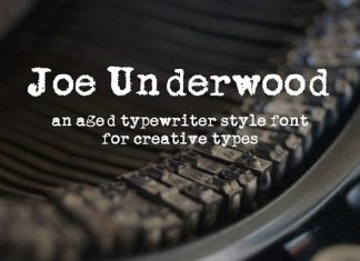 Typewriter Font - iFonts - Download Fonts