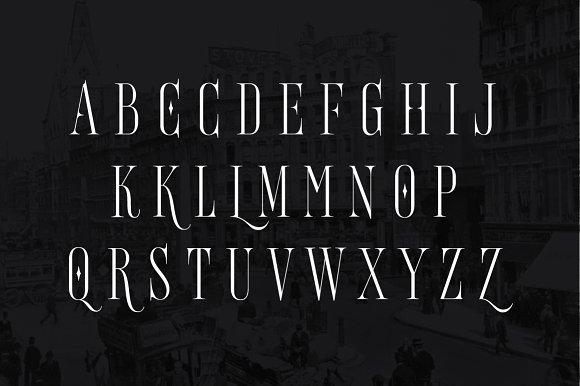 Ghost Dancer Font